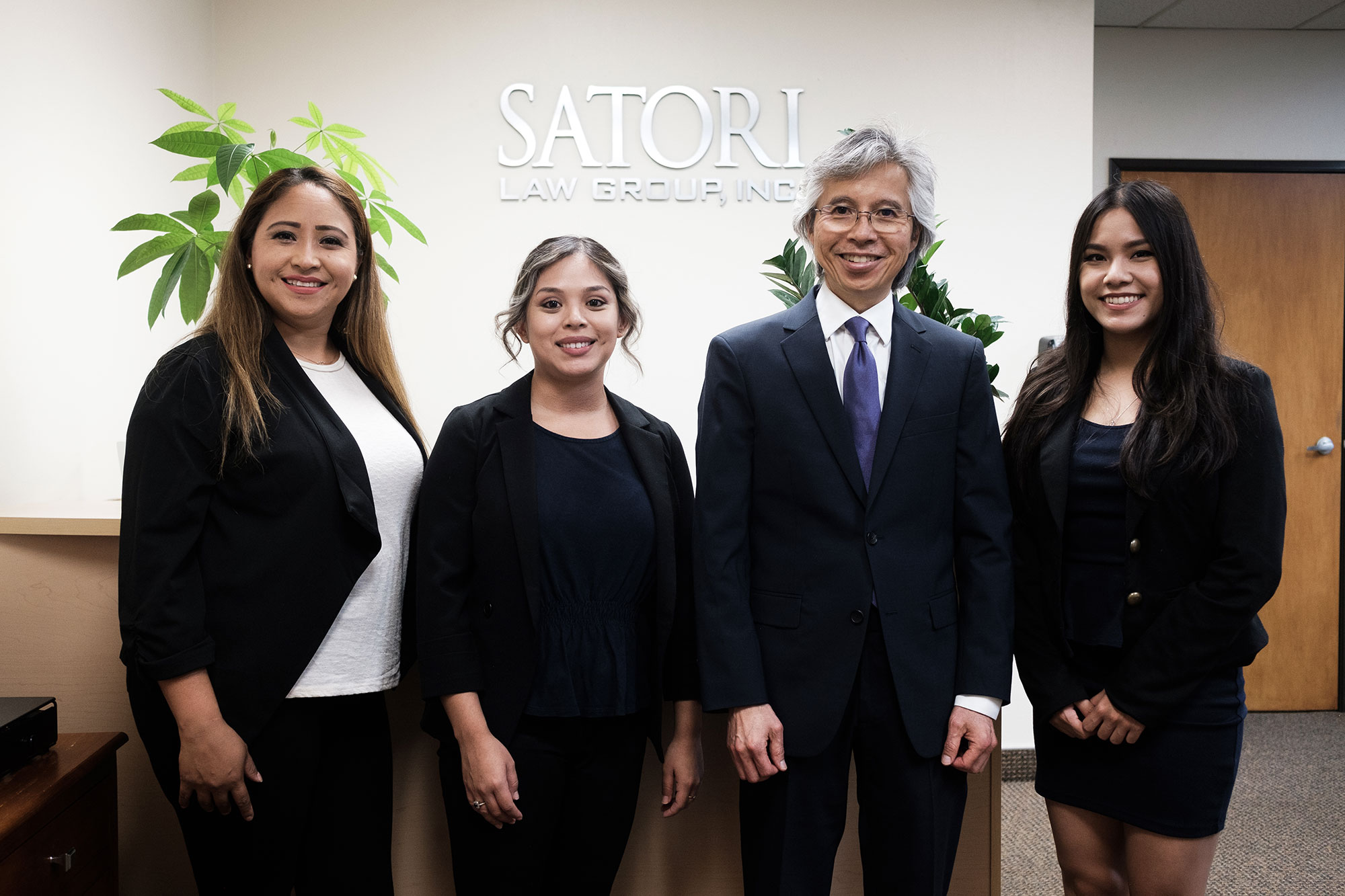 The Team at Satori Law Fountain Valley